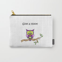 Hootie The Owl Carry-All Pouch