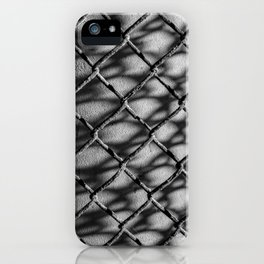 FENCE NO.7 iPhone Case