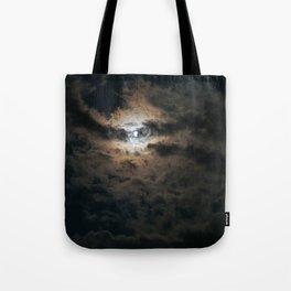Lunar Eclipse July 2018 Tote Bag