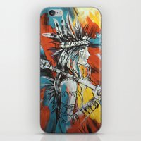 indian iPhone & iPod Skins featuring Indian by ketizoloto