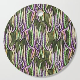 Bean Sprouts Cutting Board