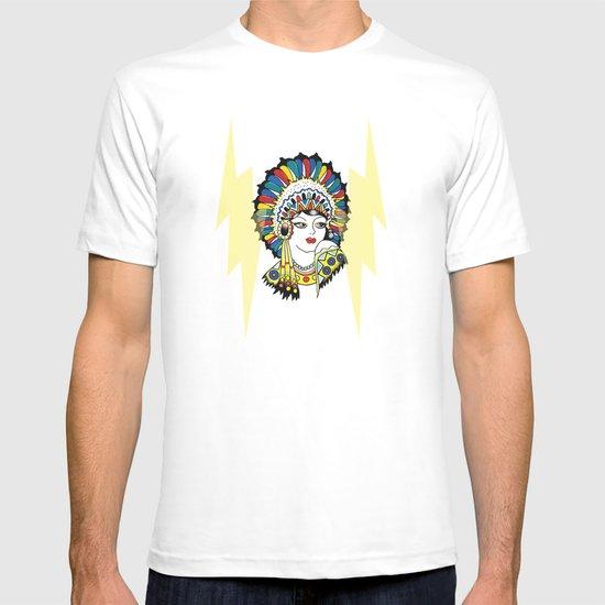 Traditional Tattoo Woman T-shirt