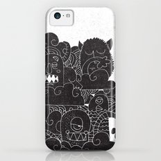 MONSTERS iPhone 5c Slim Case