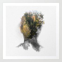 Exp Art Print