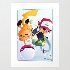 The Very Best Art Print