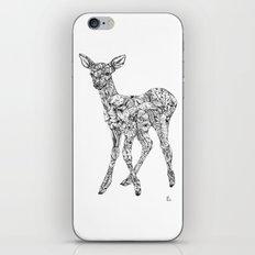 Leafy Deer iPhone & iPod Skin