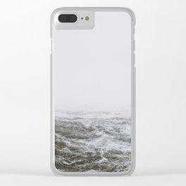 Ocean Clear iPhone Case