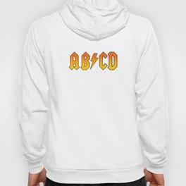 ABCD Rock Metal Funny Baby Hoody