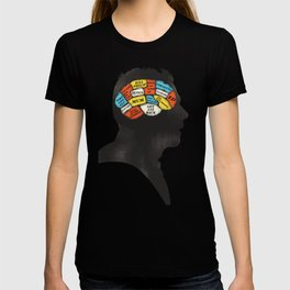 Shaun Phrenology T-shirt