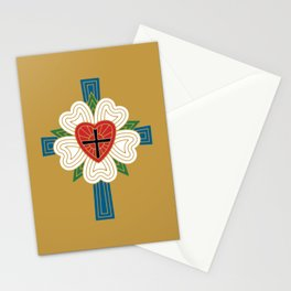 Luther's Rose Stationery Cards