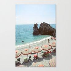 Italian summer  Canvas Print