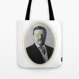 Teddy Kiwi Tote Bag