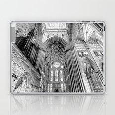 York Minster Art Sketch Laptop & iPad Skin