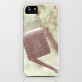 Magical Garden iPhone Case