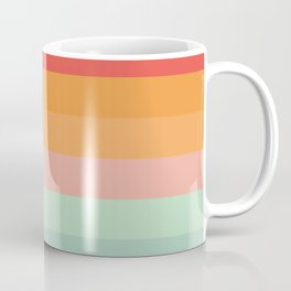Vintage Rainbow Coffee Mug