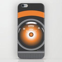 eye 9000 iPhone Skin