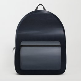 Sea glow - abstract seascape Backpack