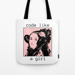 Programmer - Ada Lovelace Tote Bag