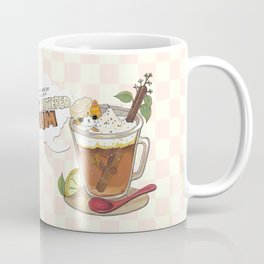 Hot buttered Rum Coffee Mug
