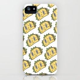 Taco Buddy iPhone Case