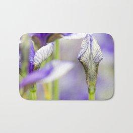 Flight of Butterflies Iris Bath Mat