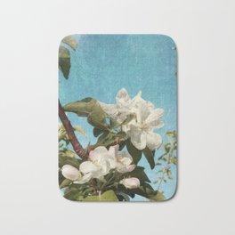 French Blossoms Bath Mat
