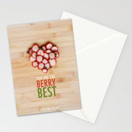 You are the Berry Best Stationery Cards