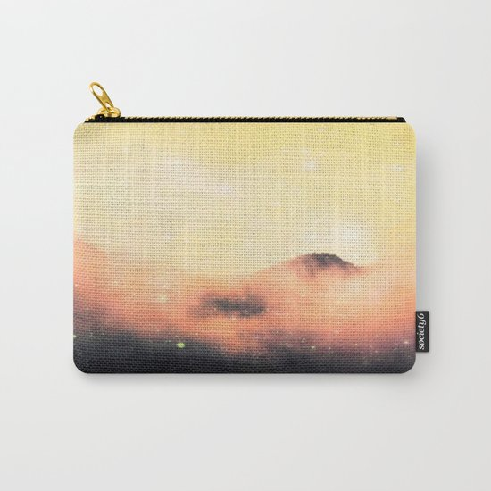Cosmic landscape #stardust #society6 Carry-All Pouch