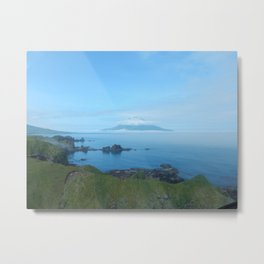 Carlisle Volcano, Islands of the Four Mountains, Alaska Metal Print