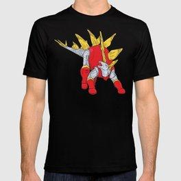 Stegolossus - Superhero Dinosaurs Series T-shirt