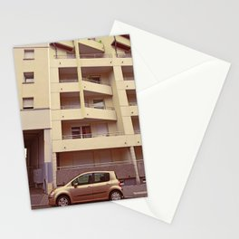 Gentle Greeter - Renault Modus Stationery Cards