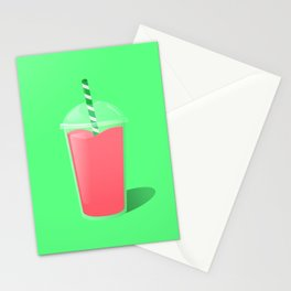 Smoothie Stationery Cards
