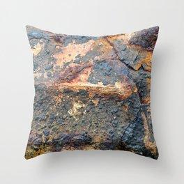 Grunge Texture 3 Throw Pillow
