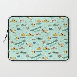 Summer at lake Balaton Laptop Sleeve