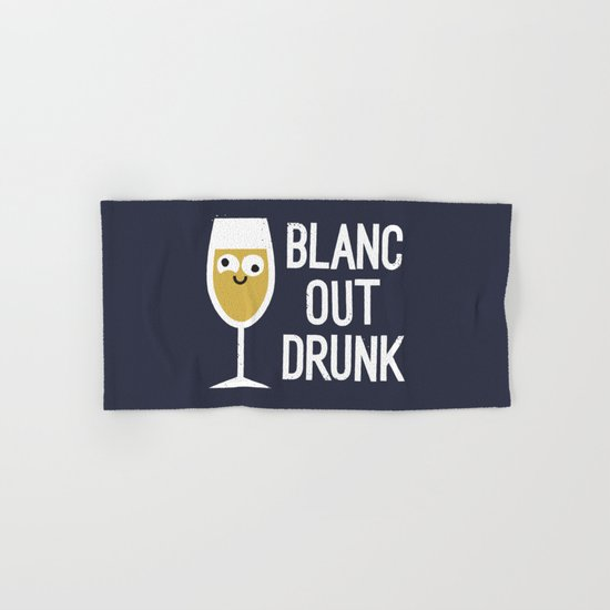 And The Next Thing Vino… Hand & Bath Towel