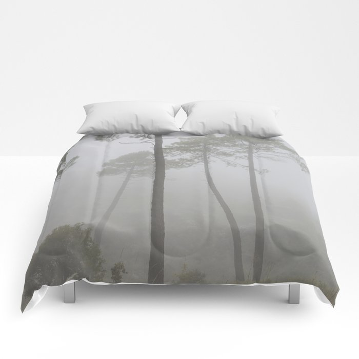 """""""Wind traces"""". Forest dreams Comforters"""