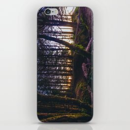 Wooded Tofino iPhone Skin