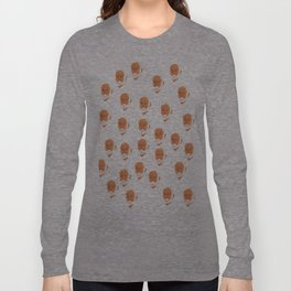 Minimalistic Freud Long Sleeve T-shirt