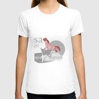 sagittarius T-shirts featuring sagittarius by Rosa Picnic