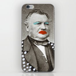 #2 of PREACHERS & THEIR ALTER EGOS iPhone Skin