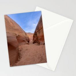 Colorful Canyon - 3, Valley of Fire State Park, Nevada Stationery Cards