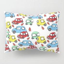 Daily Traffic Pillow Sham