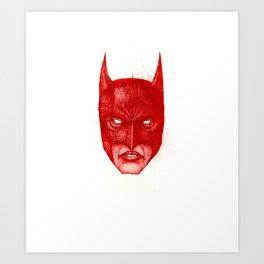 The Bat. Art Print