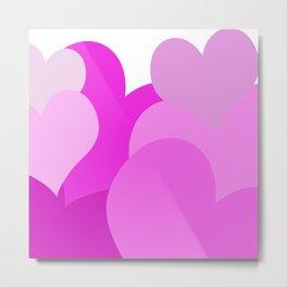 Heart Throb Metal Print