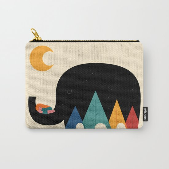 Dream In The Air Carry-All Pouch