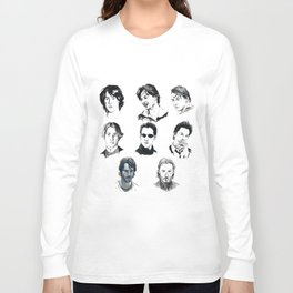A Hero With A Thousand Faces Long Sleeve T-shirt