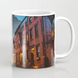 Twilight Hour - West Village, New York City Coffee Mug