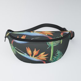 Birds of Paradise Fanny Pack