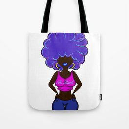 Goodbye from the Queen Tote Bag
