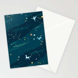 Fantasy universe Stationery Cards